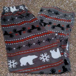 Boys Fleece Winter pants